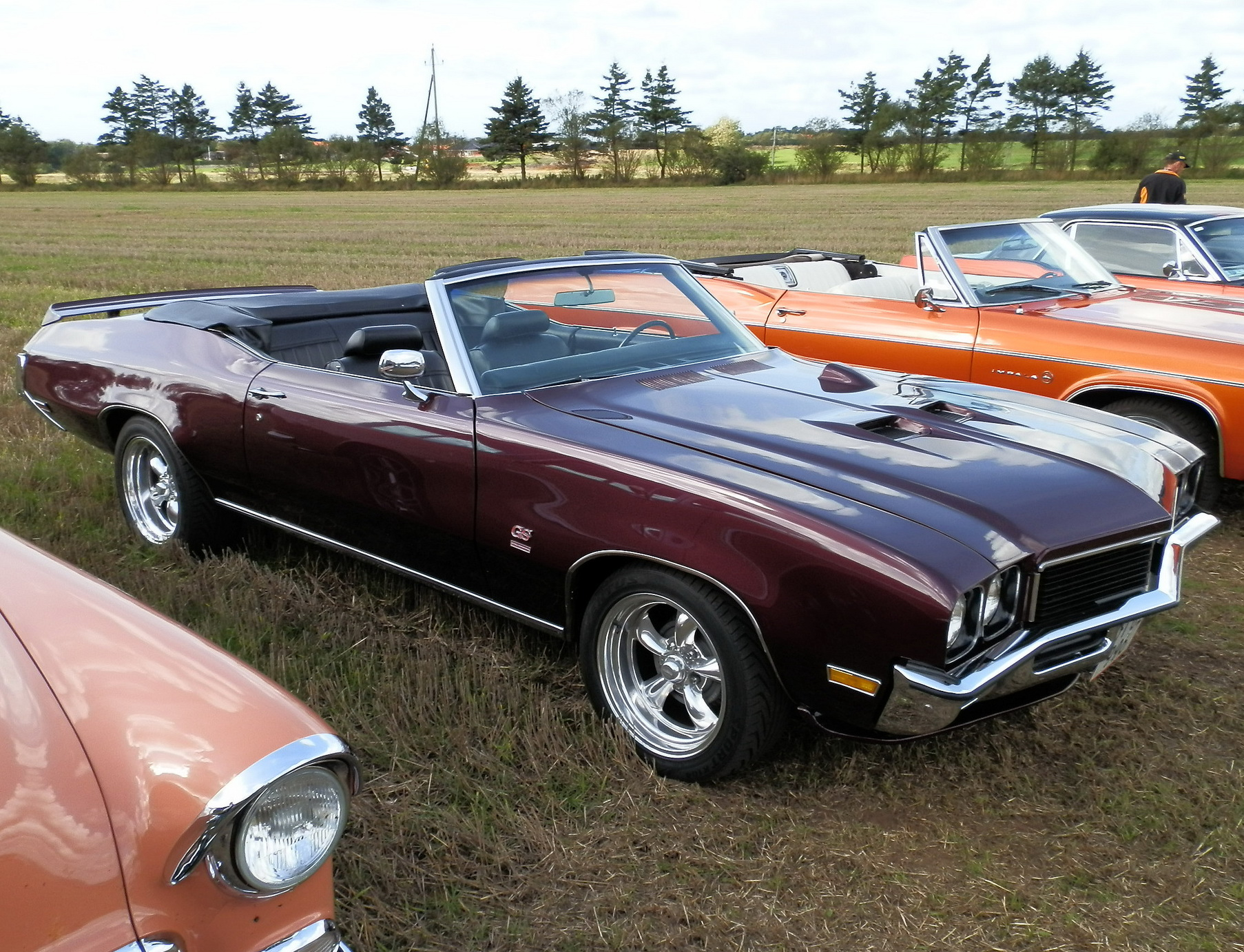 1972 Buick GS.