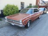 1966 Plymouth Fury.